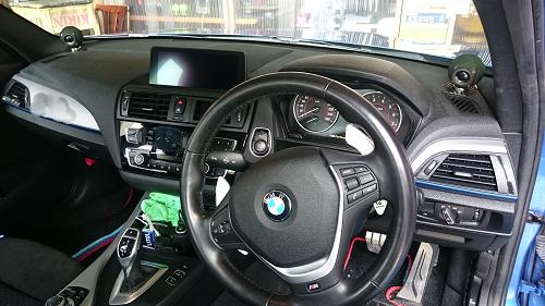 3D(3次元再生)BMW:1シリーズ装着例