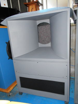 ALTEC・A7 BOX完成